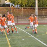 Boys Varsity Soccer ties Santana 1 – 1