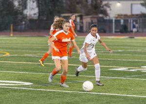 Girls Soccer vs El Cap