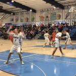 Boys Varsity Basketball falls to Granite Hills 60 – 50