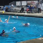 Girls Varsity Water Polo beats West Hills 16 – 8