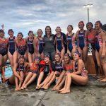Girls Junior Varsity Water Polo beats Mission Hills 10 – 1