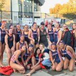 Girls Junior Varsity Water Polo beats El Camino 11 – 1