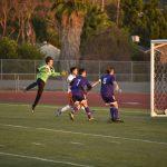 Boys Varsity Soccer beats Santana 3 – 1