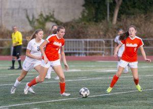 Girls Soccer vs Grossmont 1-30-18