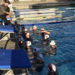 Girls Junior Varsity Water Polo beats Grossmont 8 – 7