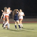 Girls Varsity Soccer beats Granite Hills 1 – 0