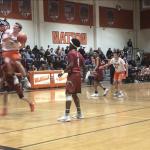 Boys Varsity Basketball falls to Steele Canyon 82 – 60