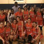 Girls Varsity Basketball beats Calvary  Christian Academy, SD 44 – 36