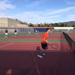 Boys Junior Varsity Tennis falls to Steele Canyon 13 – 5