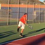 Boys Junior Varsity Tennis falls to Santana 988 – 976
