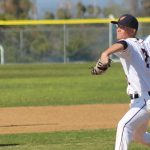 Boys Varsity Baseball falls to Rocklin 5 – 1