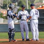 Baseball vs Mira Mesa 4-4-18