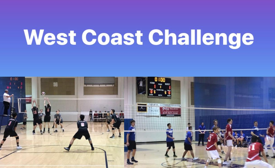Valhalla Volleyball Hosts West Coast Challenge