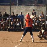 Girls Varsity Softball beats Monte Vista/Spring Valley 14 – 0