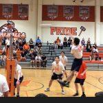 Varsity Volleyball Wins CIF Opener vs Chula Vista