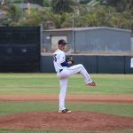 Ingrassia Throws No Hitter Against West Hills Baseball