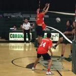 Varsity Volleyball Upsets #2 Coronado