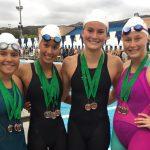 CIF Swim Finals and State Qualifier