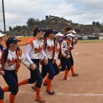 Softball falls to University City in CIF Opener