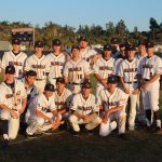 Varsity Baseball Wins League Championship