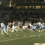 Varsity Football falls to University City 41 – 14