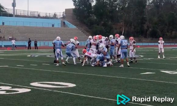 Football Video Highlights @ University City