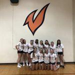 Girls Junior Varsity Volleyball sweeps Christian 2 – 0
