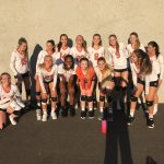 Girls Varsity Volleyball Sweeps Christian High School in Home Opener 3 – 0