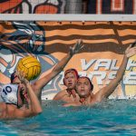 Boys Junior Varsity Water Polo beats La Costa Canyon 10 – 8