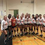 Girls Junior Varsity Volleyball Falls to Patrick Henry