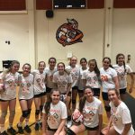 Girls Freshman Volleyball falls to Steele Canyon 0 – 2