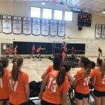 Girls Freshman Volleyball sweeps El Capitan 2 – 0