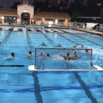 Varsity Water Polo falls to #2 La Jolla
