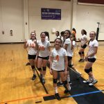 Girls Freshman Volleyball falls to Helix