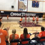 Girls Freshman Volleyball Falls to Steele Canyon