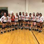 Girls Junior Varsity Volleyball beats El Capitan