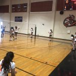Girls Freshman Volleyball falls to West Hills