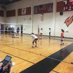 Girls Junior Varsity Volleyball beats West Hills
