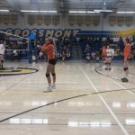 Varsity Volleyball Battles Grossmont but Falls Just Short