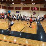 Girls Junior Varsity Volleyball beats Helix