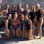 Varsity Water Polo Battled Westview to Advance to Championship Game.