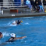 Girls Junior Varsity Water Polo advances to championship game with win over Steele Canyon 7 – 0