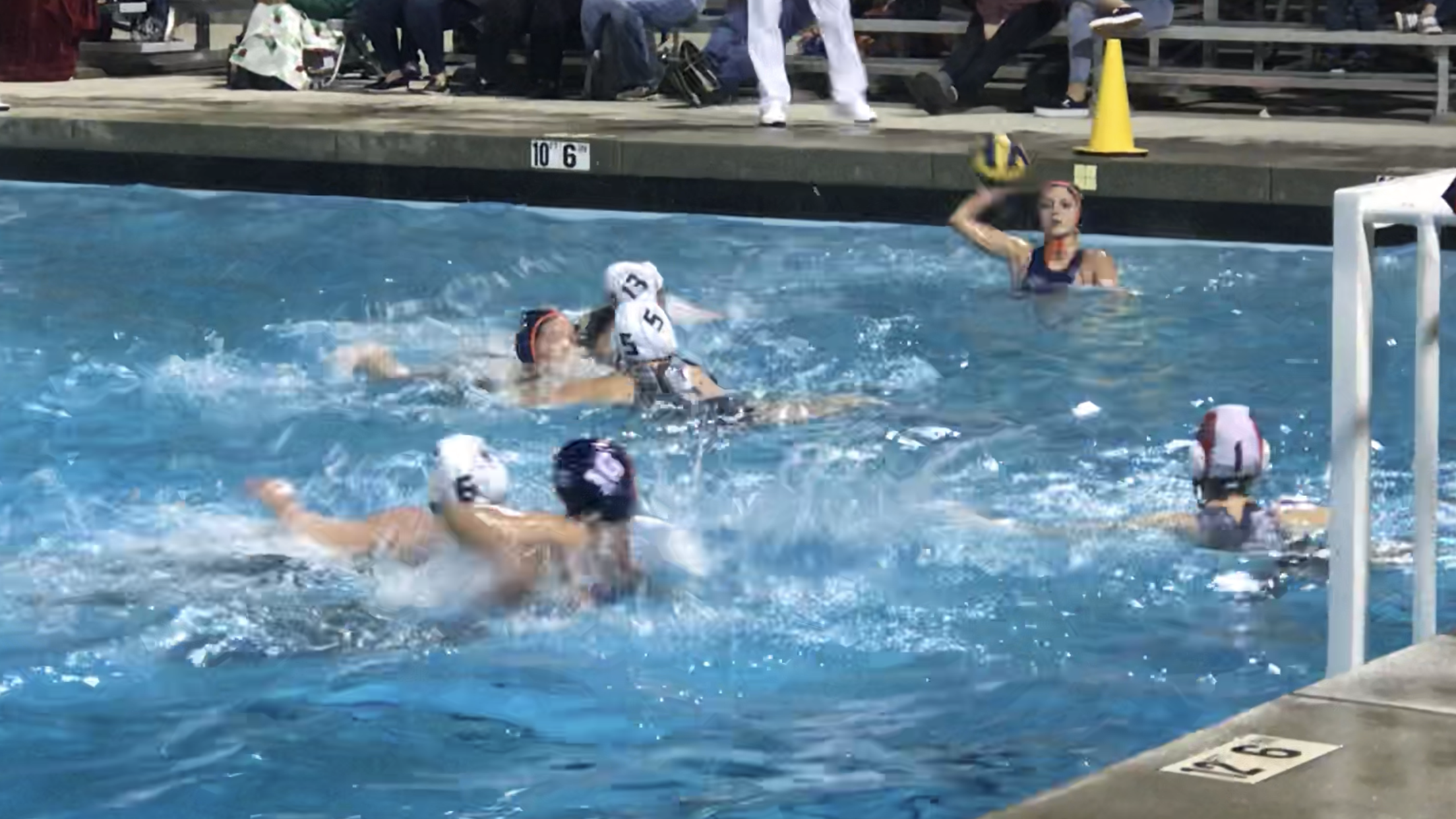 Girls Polo Takes Care of League Contender Helix