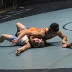Boys Varsity Wrestling falls to Granite Hills
