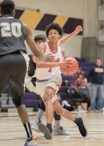 Boys Basketball vs Victory Christian 1/5/19