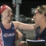 Zoe Johnson Breaks CIF Record