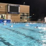 Girls Freshman Water Polo Novice dominates over West Hills 9 – 2
