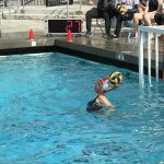 Girls Freshman Water Polo Beats Vista advancing to 5th place game