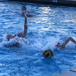 JV Girls Water Polo beats Grossmont in tournament play