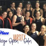 Valhalla takes Third in San Diego Open